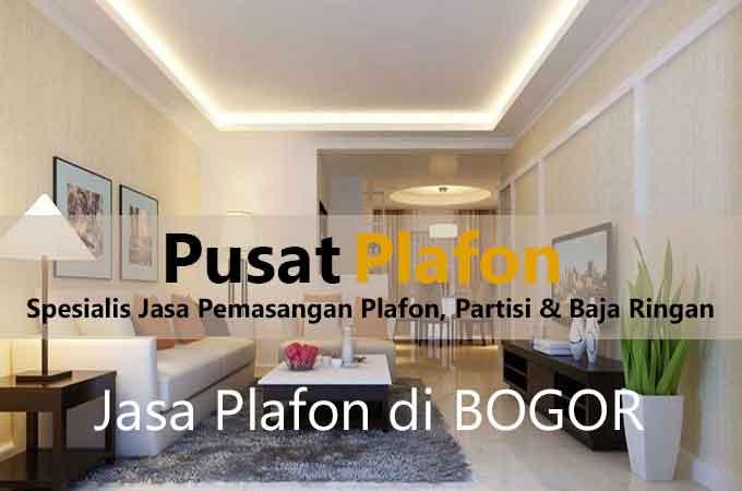 Harga Pasang Plafon Bogor Per Meter Terpasang 2020 Murah