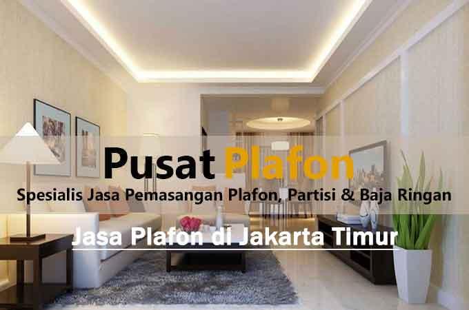 Jasa Plafon di Jatinegara